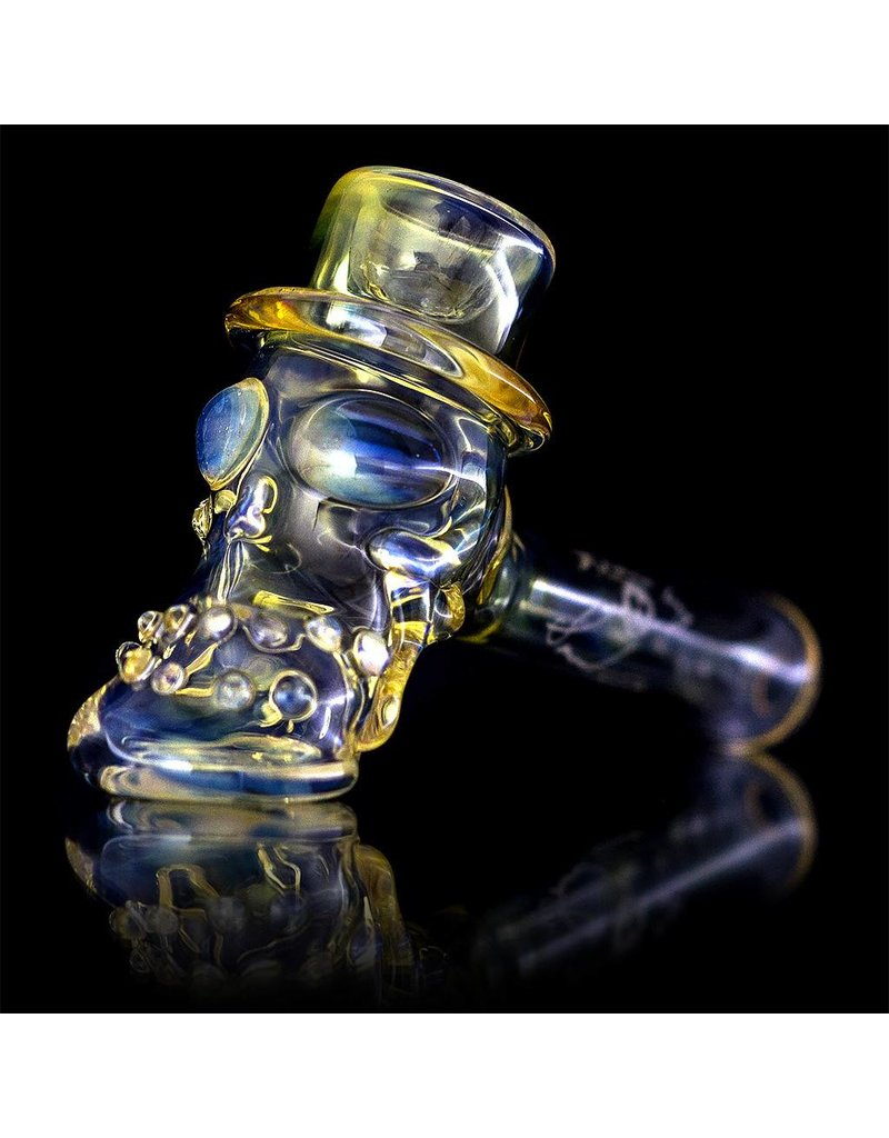 Bob Snodgrass Bob Snodgrass Top Hat Glass Hammer Dry Pipe 13