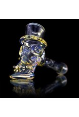 Bob Snodgrass Bob Snodgrass Top Hat Glass Hammer Dry Pipe 14
