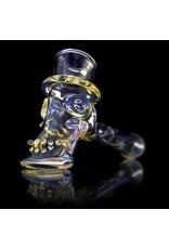 Bob Snodgrass Bob Snodgrass Top Hat Glass Hammer Dry Pipe 14