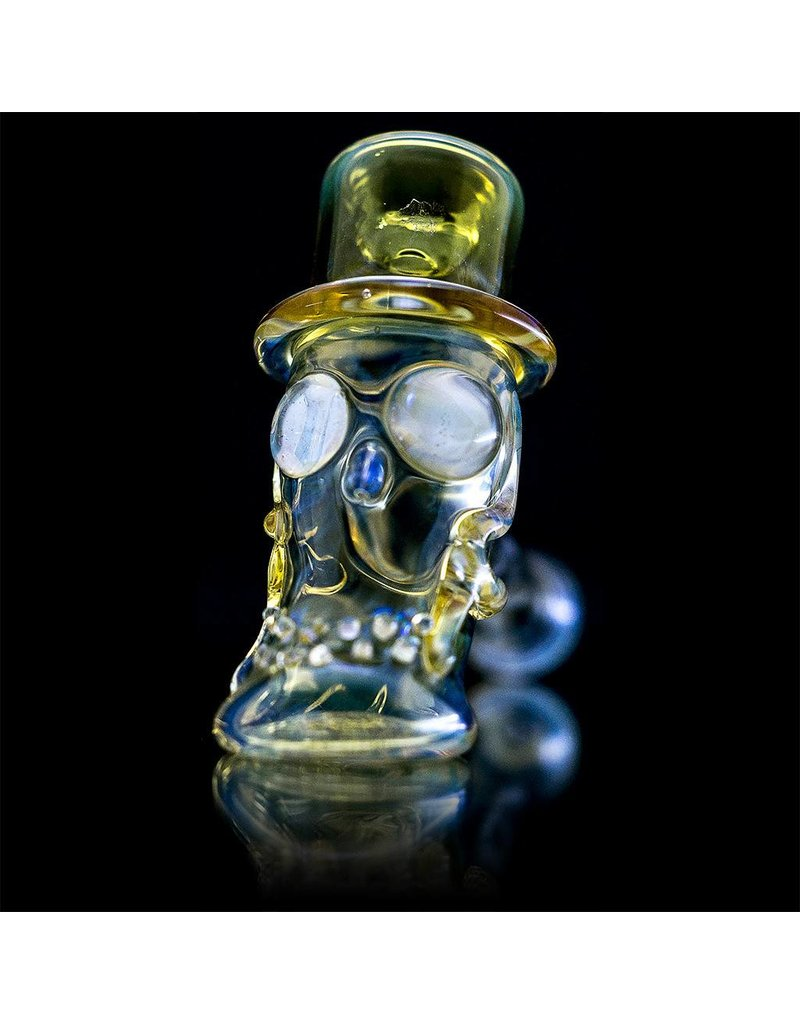 Bob Snodgrass Bob Snodgrass Top Hat Glass Hammer Dry Pipe 15