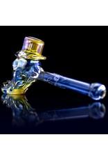 Bob Snodgrass Bob Snodgrass Top Hat Glass Hammer Dry Pipe 16