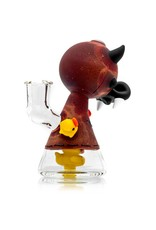 Peter Muller x Ryno Muller x Ryno Persimmon Strike / Electric Flamingo Voodoo Duck Beaker MxR
