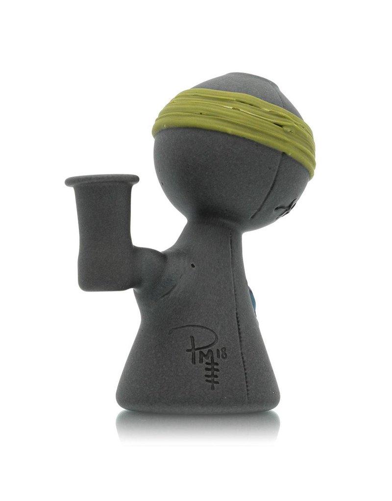 Peter Muller Muller Portland Gray 10mm Beaker Doll MxR