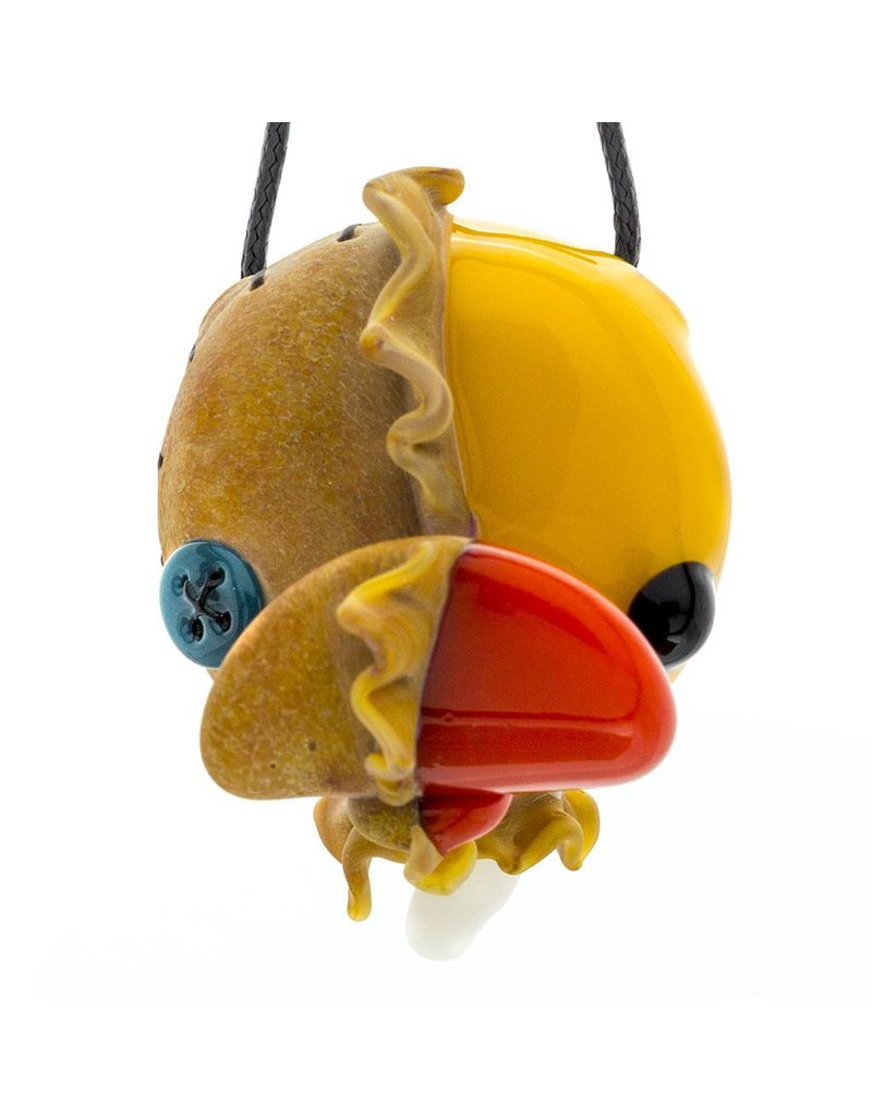 Peter Muller x Ryno SOLD Muller x Ryno Doll / Duck Pendant MxR