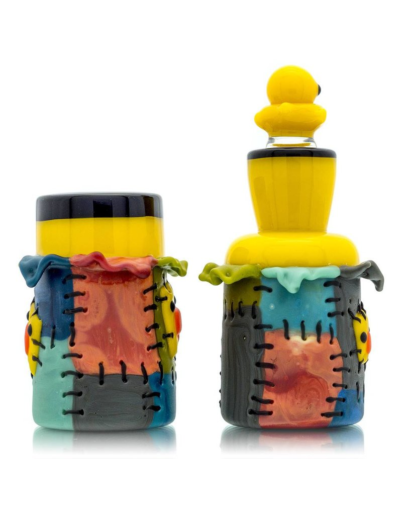 Peter Muller x Ryno Muller x Ryno Quilted ISO Jars MxR