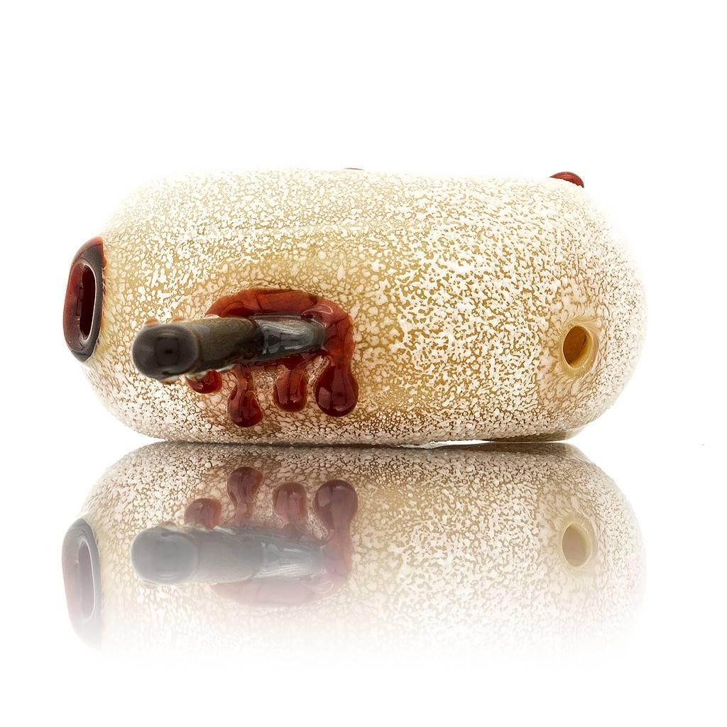 KGB x Sarah Marblesbee FF Knife in Jelly Donut KGB x Sarah Marblesbee