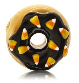 KGB x Sarah Marblesbee SOLD FF Candy Corn Donut KGB x Sarah Marblesbee