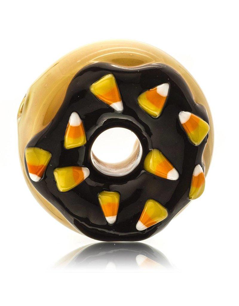KGB x Sarah Marblesbee FF Candy Corn Donut KGB x Sarah Marblesbee