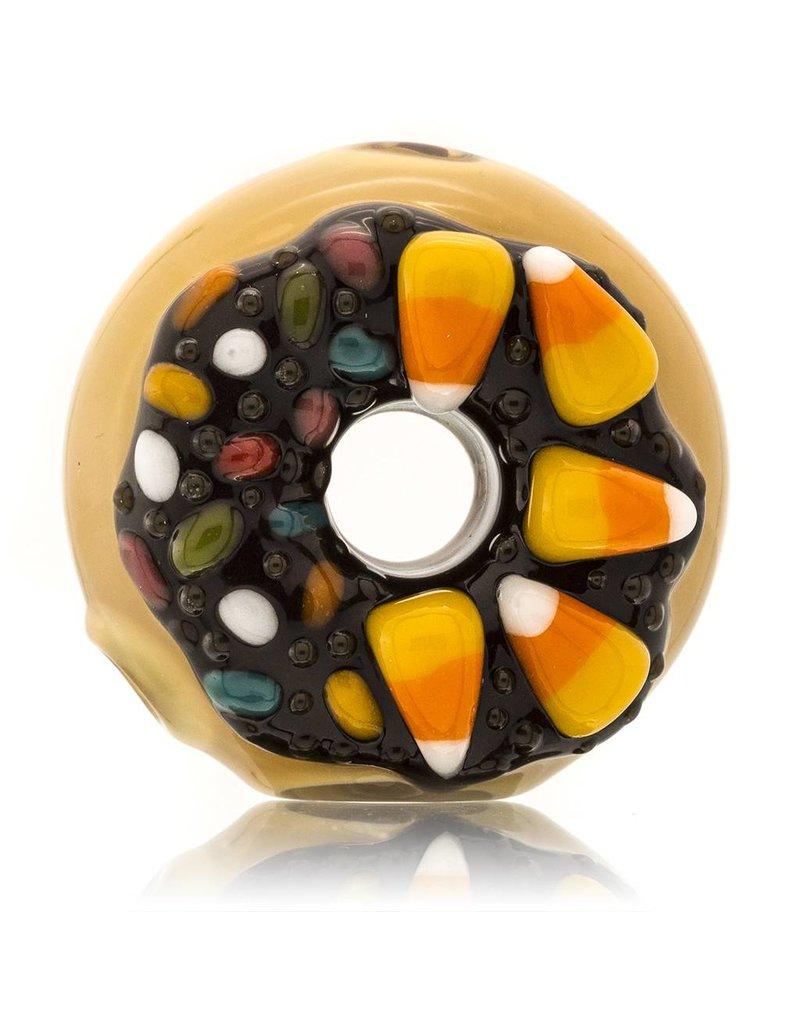 KGB x Sarah Marblesbee FF Candy Corn & Sprinkles Chillum Donut KGB x Sarah Marblesbee
