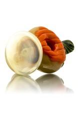KGB x Sarah Marblesbee SOLD FF 10mm Pumpkin Single Nut Rig KGB x Sarah Marblesbee