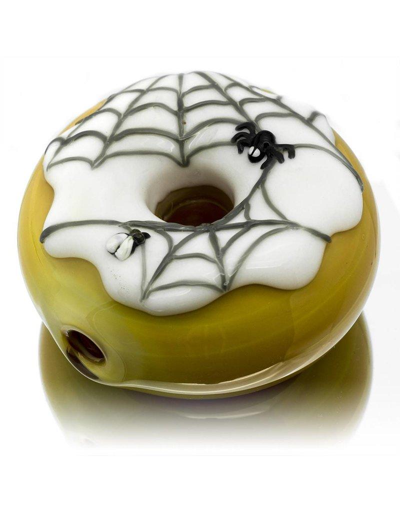KGB x Sarah Marblesbee FF Spiderweb Donut KGB x Sarah Marblesbee