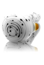 Witch DR Witch DR Frosted Glass Birch Spoon Dry Pipe (A)
