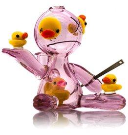 Peter Muller x Ryno SOLD Muller x Ryno Voodoo Ducky Doll MxR