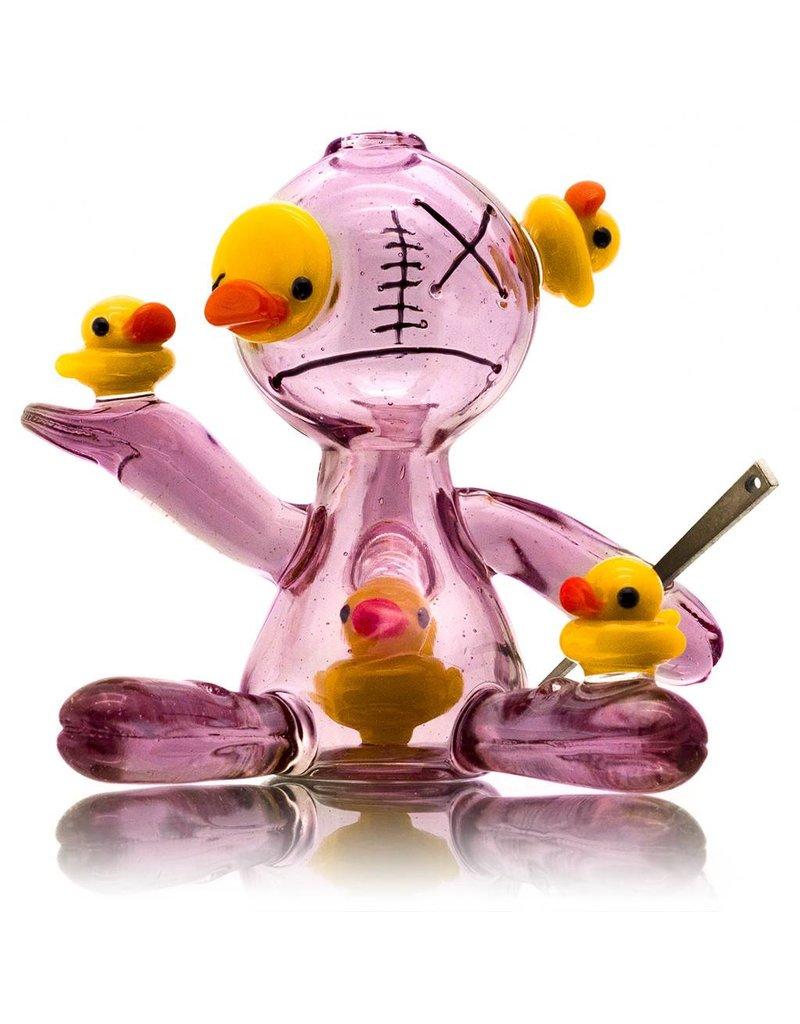 Peter Muller x Ryno Muller x Ryno Voodoo Ducky Doll MxR