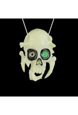 Salt x AKM Gun Mount Creature Skull Pendant Dark Arts
