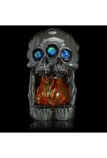 Salt x AKM 3rd Eye Open Mouth Dewar Skull