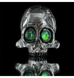 AKM SOLD AKM Lucy Skull Pendant Dark Arts