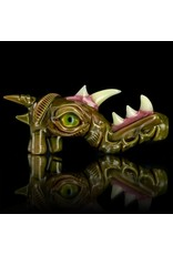 SALT Salt Glass Spanish Olive Creature Chillum Dark Arts