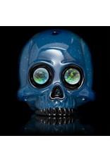 AKM AKM Plum Crazy / Aqua Azul Dewar Skull Dark Arts
