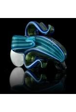 COYLE Coyle Linework Glass Banana Pendant