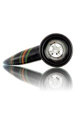 18mm Horn Handle Glass Bowl Slide by Mike Fro (G)
