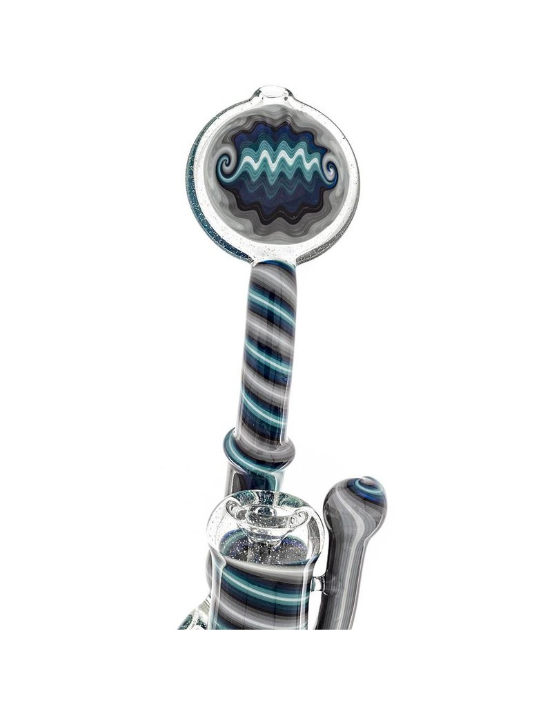 Fully Worked Push Bubbler by Mike Fro (A)