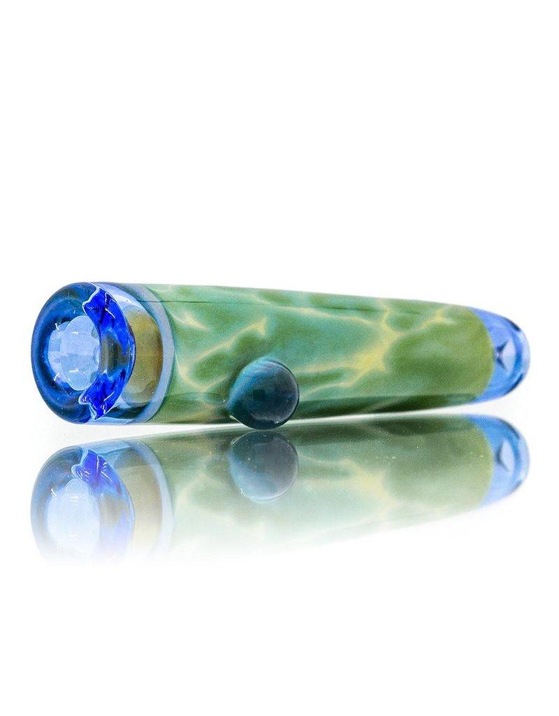 Rye Rye Atlas Glass Chillum One Hitter (A)