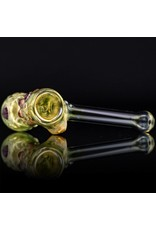 Ginny Snodgrass-Gietl Ginny Snodgrass-Gietl Owl Glass Dry Pipe (C)