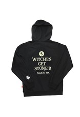 Witch DR Witch DR Witches Get Stoned Pullover Hoodie