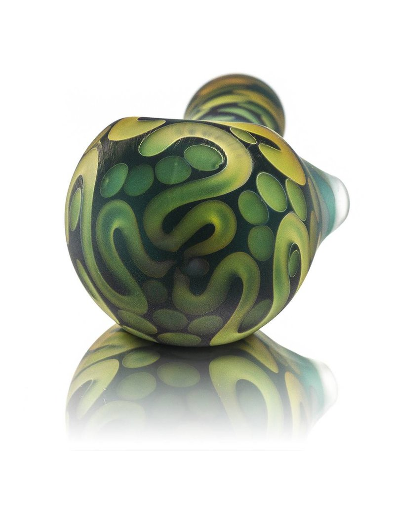 Witch DR Witch DR Frosted Glass Medusa Fume Dry Pipe (A)