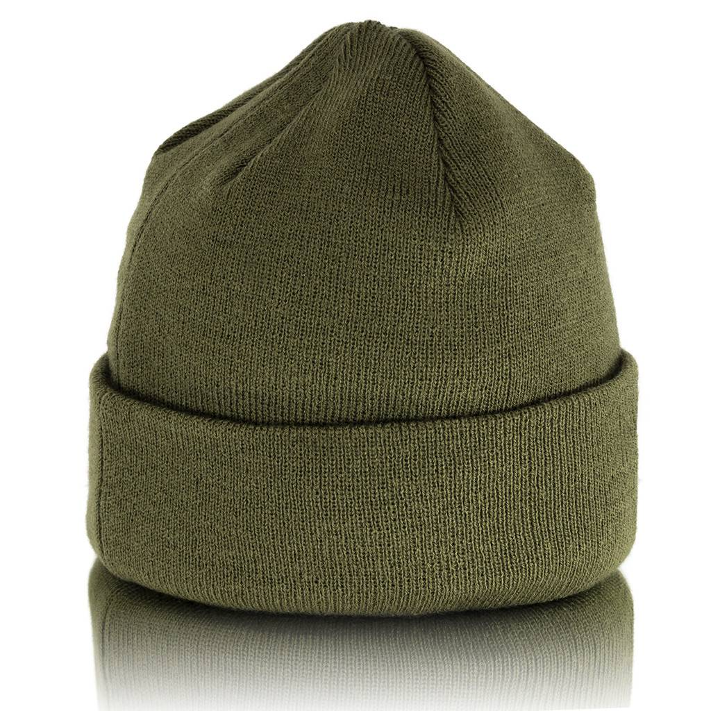 Witch DR Witch DR Knit Cuffed Beanie Olive