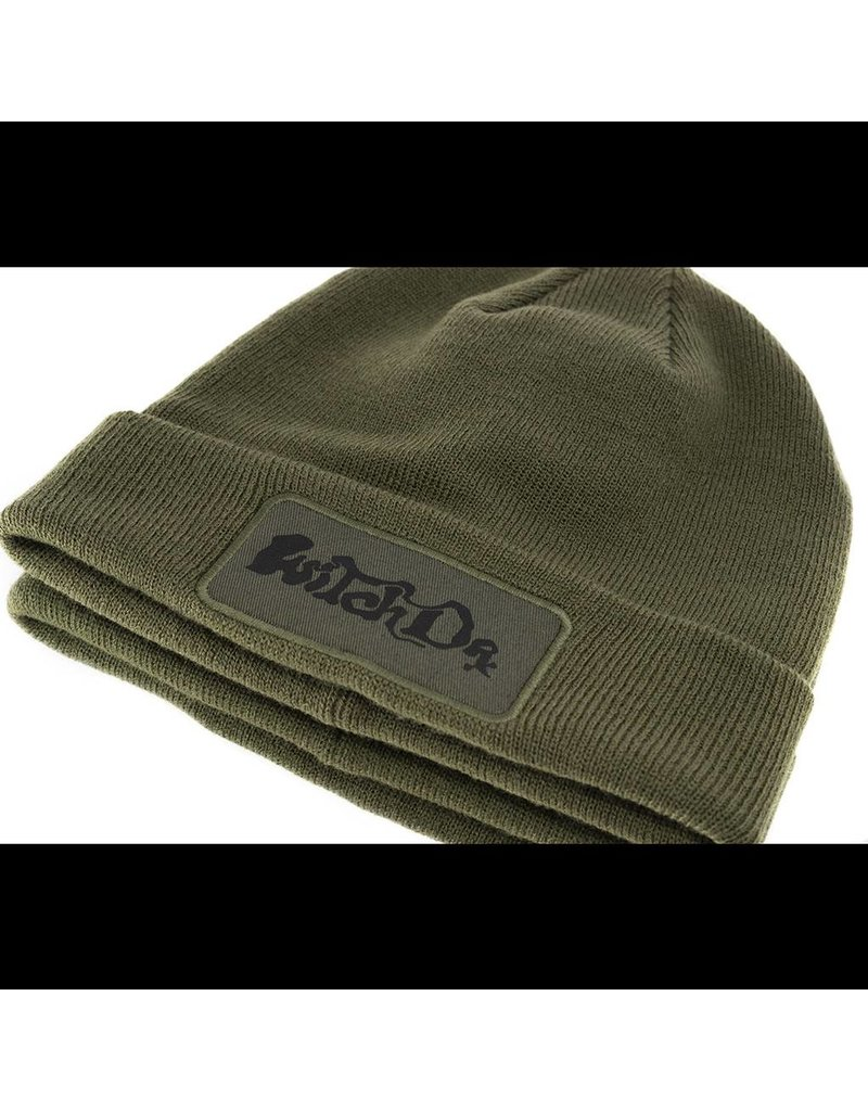 61dcecf096901 ... Witch DR Witch DR Knit Cuffed Beanie Olive