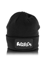 Witch DR Witch DR Knit Cuffed Beanie Black