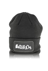 Witch DR Witch DR Knit Cuffed Beanie Gray