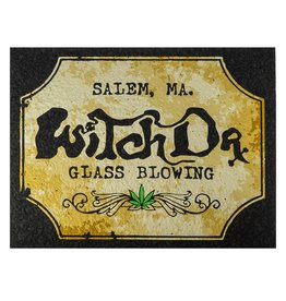 "Witch DR Glass Blowing Moodmat 8.25"" x 11"""