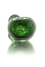 SAND & FIRE Sand & Fire Inside Out Frit Glass Twist Dry Pipe (C)