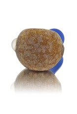 Stone Tech Glass Stone Tech Stoned Cap Frosted Glass Dry Pipe (A)