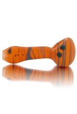 SAND & FIRE Sand and Fire Marble Fritter Frosted Glass Dry Pipe (L)