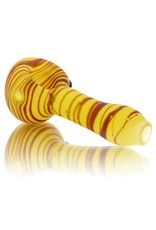 SAND & FIRE Sand and Fire Marble Fritter Frosted Glass Dry Pipe (C)
