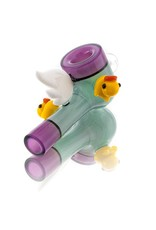 Ryno RYNO Dry Hand Pipe with attached Wing and Duckies