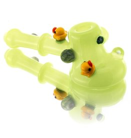 Ryno SOLD Antidote Glass Dry Pipe by RYNO