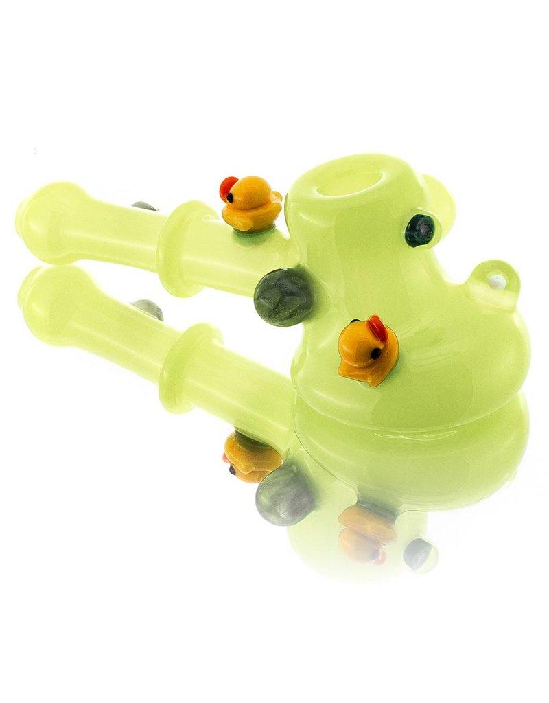 Ryno Antidote Glass Dry Pipe by RYNO