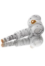 Witch DR Dry Pipe Frosted Glass Birch Hammer (B) by Witch DR
