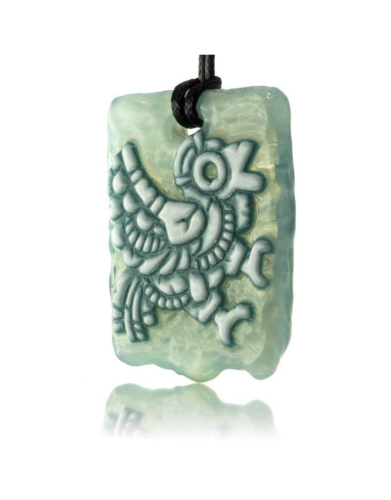 Rye Rye Zen Tablet Pendant
