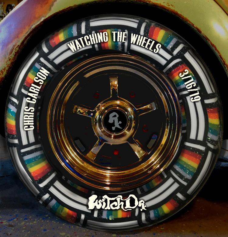 3/16 - Chris Carlson - Watching the Wheels