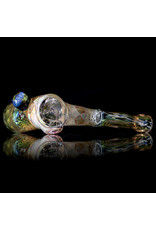 Hugh Glass Fume Hammer with Bubble Trap Marble by Hugh Glass