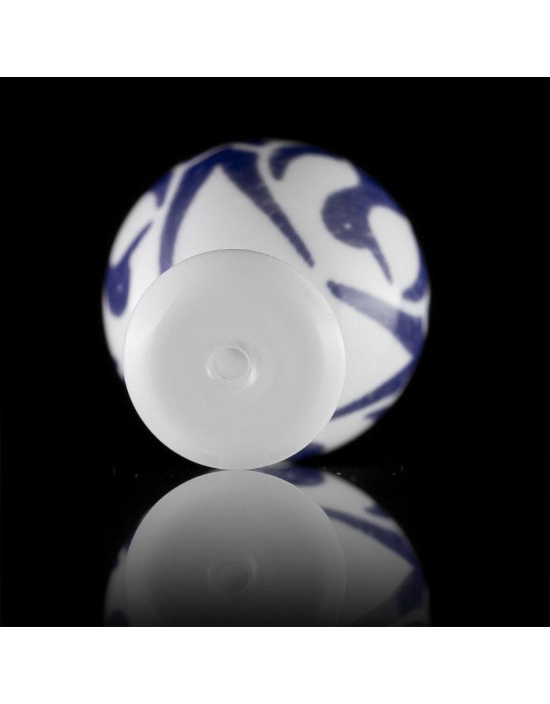 KURT B 30mm China White Bubble Cap by Kurt B (D)