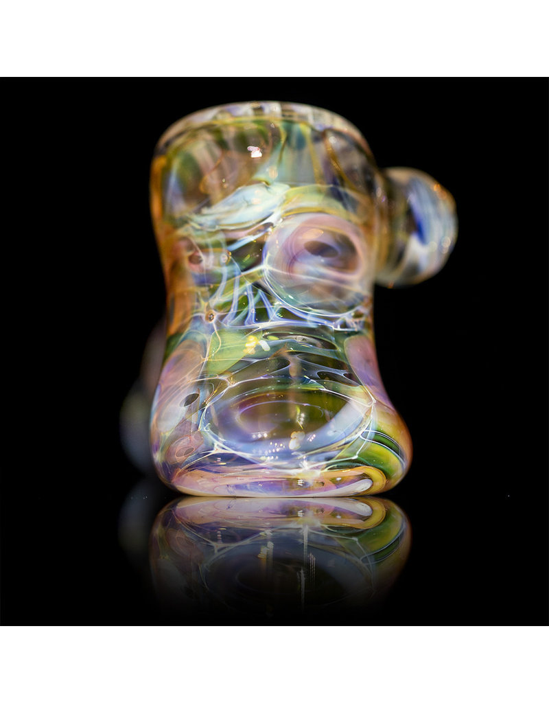 Brad Tenner Glass Hammer Dry Pipe Fume Hammer from BTGlass