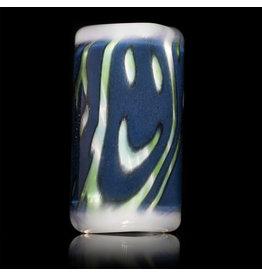 Rye Glass Pendant Bead Rye Atlas Bead (A) by RYE Glass