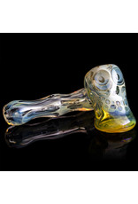 "Brad Tenner 2.5"" Brad Tenner Pocket Fume Skull Sidecar (E) BT Glass"